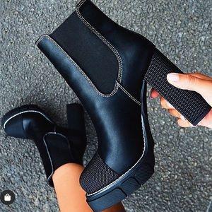Black Boots Public Desire